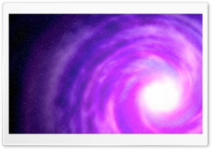 Space Vortex HD Wide Wallpaper for Widescreen