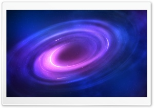 Space Vortex Background HD Wide Wallpaper for Widescreen