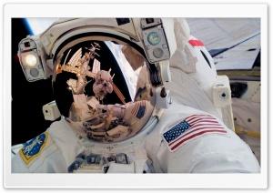 Spaceman HD Wide Wallpaper for Widescreen