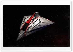 Spaceship HD Wide Wallpaper for 4K UHD Widescreen desktop & smartphone