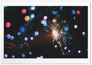 Sparkles Ultra HD Wallpaper for 4K UHD Widescreen desktop, tablet & smartphone