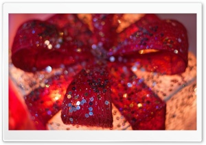Sparkly Gift HD Wide Wallpaper for 4K UHD Widescreen desktop & smartphone