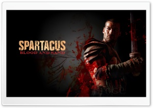 Spartacus HD Wide Wallpaper for Widescreen