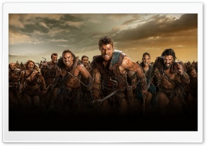 Spartacus War of the Damned HD Wide Wallpaper for Widescreen