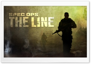 Spec Ops: The Line Premium Edition HD Wide Wallpaper for Widescreen