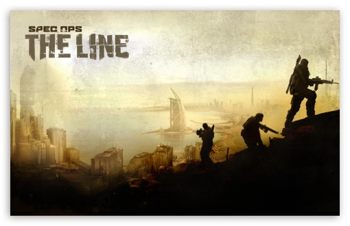 Spec Ops The Line Game ❤ 4K UHD Wallpaper for Wide 16:10 5:3 Widescreen WHXGA WQXGA WUXGA WXGA WGA ; 4K UHD 16:9 Ultra High Definition 2160p 1440p 1080p 900p 720p ; Tablet 1:1 ; iPad 1/2/Mini ; Mobile 4:3 5:3 3:2 16:9 - UXGA XGA SVGA WGA DVGA HVGA HQVGA ( Apple PowerBook G4 iPhone 4 3G 3GS iPod Touch ) 2160p 1440p 1080p 900p 720p ;