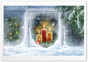 Special Wishes At Christmas HD Wide Wallpaper for Widescreen