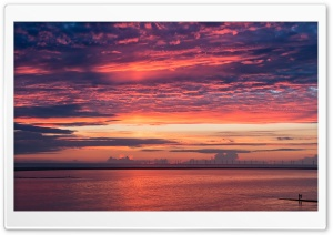Spectacular Sunset Ultra HD Wallpaper for 4K UHD Widescreen desktop, tablet & smartphone