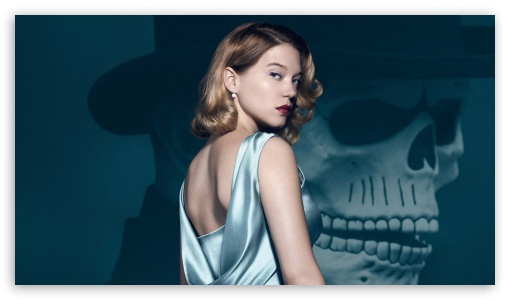 Download Spectre Lea Seydoux HD Wallpaper