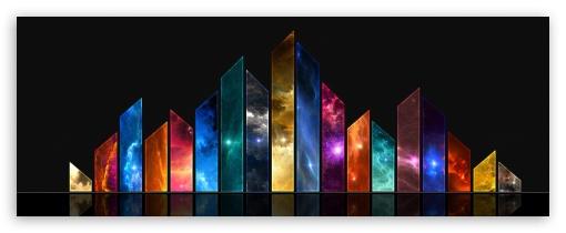 Spectrum Crystals UltraHD Wallpaper for Dual 16:10 5:3 16:9 4:3 5:4 WHXGA WQXGA WUXGA WXGA WGA 2160p 1440p 1080p 900p 720p UXGA XGA SVGA QSXGA SXGA ;