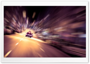 Speed Long Exposure HD Wide Wallpaper for Widescreen