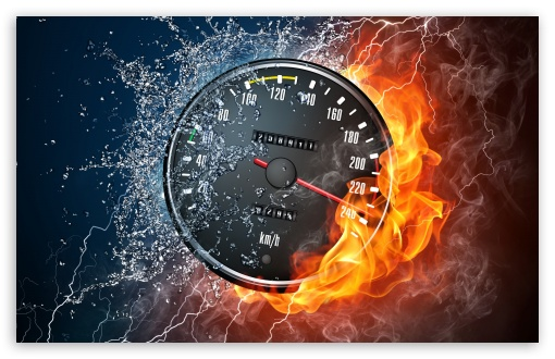 Speedometer Fast HD wallpaper for Standard 4:3 5:4 Fullscreen UXGA XGA ...