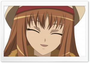 Spice And Wolf Anime HD Wide Wallpaper for Widescreen