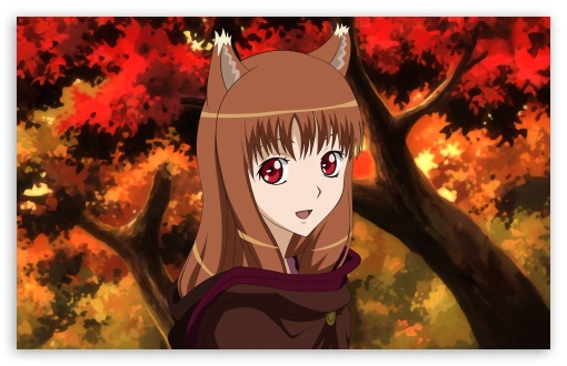 Spice And Wolf, Horo HD wallpaper for Wide 16:10 5:3 Widescreen WHXGA WQXGA WUXGA WXGA WGA ; HD 16:9 High Definition WQHD QWXGA 1080p 900p 720p QHD nHD ; Standard 4:3 5:4 3:2 Fullscreen UXGA XGA SVGA QSXGA SXGA DVGA HVGA HQVGA devices ( Apple PowerBook G4 iPhone 4 3G 3GS iPod Touch ) ; Tablet 1:1 ; iPad 1/2/Mini ; Mobile 4:3 5:3 3:2 16:9 5:4 - UXGA XGA SVGA WGA DVGA HVGA HQVGA devices ( Apple PowerBook G4 iPhone 4 3G 3GS iPod Touch ) WQHD QWXGA 1080p 900p 720p QHD nHD QSXGA SXGA ;