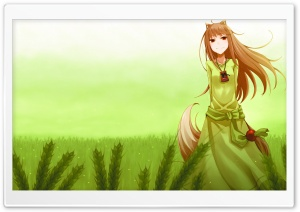 Spice And Wolf, Horo IV HD Wide Wallpaper for 4K UHD Widescreen desktop & smartphone
