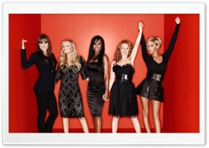 Spice Girls HD Wide Wallpaper for Widescreen