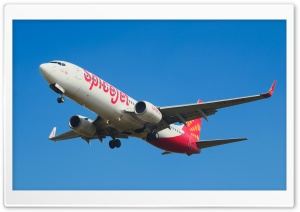 Spice Jet India HD Wide Wallpaper for Widescreen