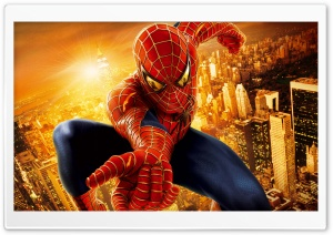 Spider Man HD Wide Wallpaper for Widescreen