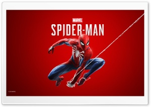 Spider Man 2018 video game