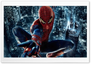 Spider Man 4 HD Wide Wallpaper for 4K UHD Widescreen desktop & smartphone
