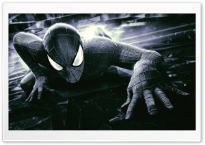Spider Man 666 HD Wide Wallpaper for Widescreen