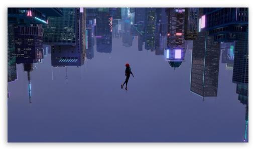 Spider Man Into The Spider Verse Ultra Hd Desktop Background Wallpaper For 4k Uhd Tv