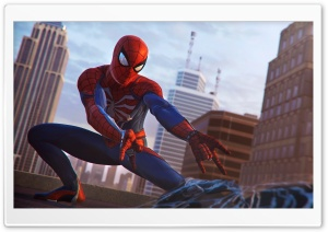 Spider Man Superhero 2018 game HD Wide Wallpaper for 4K UHD Widescreen desktop & smartphone