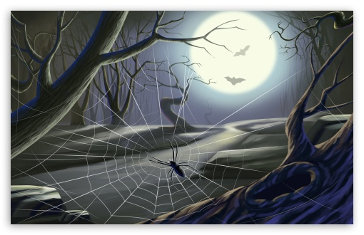 Spider Web Full Moon Hallowmas Halloween UltraHD Wallpaper for Wide 16:10 5:3 Widescreen WHXGA WQXGA WUXGA WXGA WGA ; 8K UHD TV 16:9 Ultra High Definition 2160p 1440p 1080p 900p 720p ; Standard 3:2 Fullscreen DVGA HVGA HQVGA ( Apple PowerBook G4 iPhone 4 3G 3GS iPod Touch ) ; Tablet 1:1 ; Mobile 5:3 3:2 16:9 - WGA DVGA HVGA HQVGA ( Apple PowerBook G4 iPhone 4 3G 3GS iPod Touch ) 2160p 1440p 1080p 900p 720p ;
