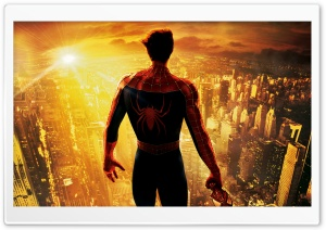 SpiderMan Ultra HD Wallpaper for 4K UHD Widescreen desktop, tablet & smartphone