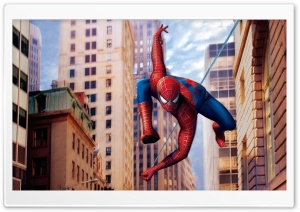 Spiderman Marvel HD Wide Wallpaper for Widescreen