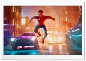 SpiderMan SuperHero Ultra HD Wallpaper for 4K UHD Widescreen desktop, tablet & smartphone