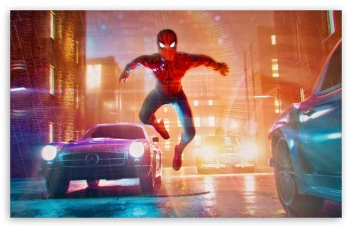 Download SpiderMan SuperHero UltraHD Wallpaper
