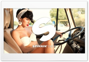 SPINNIN RECORDS HD Wide Wallpaper for 4K UHD Widescreen desktop & smartphone