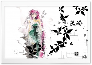 Spiral HD Wide Wallpaper for Widescreen