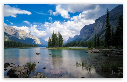 Spirit Island, Maligne Lake, Jasper National Park, Alberta, Canada UltraHD Wallpaper for Wide 16:10 5:3 Widescreen WHXGA WQXGA WUXGA WXGA WGA ; UltraWide 21:9 24:10 ; 8K UHD TV 16:9 Ultra High Definition 2160p 1440p 1080p 900p 720p ; UHD 16:9 2160p 1440p 1080p 900p 720p ; Mobile 5:3 16:9 - WGA 2160p 1440p 1080p 900p 720p ;
