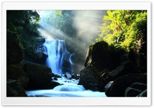 Splendid Waterfall HD Wide Wallpaper for Widescreen