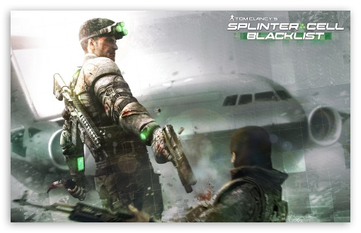 Splinter Cell - Blacklist HD wallpaper for Wide 16:10 5:3 Widescreen WHXGA WQXGA WUXGA WXGA WGA ; HD 16:9 High Definition WQHD QWXGA 1080p 900p 720p QHD nHD ; Standard 4:3 3:2 Fullscreen UXGA XGA SVGA DVGA HVGA HQVGA devices ( Apple PowerBook G4 iPhone 4 3G 3GS iPod Touch ) ; Tablet 1:1 ; iPad 1/2/Mini ; Mobile 4:3 5:3 3:2 16:9 - UXGA XGA SVGA WGA DVGA HVGA HQVGA devices ( Apple PowerBook G4 iPhone 4 3G 3GS iPod Touch ) WQHD QWXGA 1080p 900p 720p QHD nHD ;