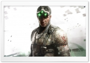 Splinter Cell: Blacklist HD Wide Wallpaper for Widescreen