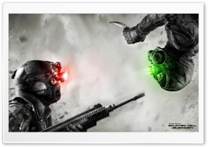 Splinter Cell Blacklist HD Wide Wallpaper for Widescreen