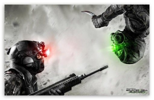 Splinter Cell Blacklist HD wallpaper for Wide 16:10 5:3 Widescreen WHXGA WQXGA WUXGA WXGA WGA ; Mobile 5:3 16:9 - WGA WQHD QWXGA 1080p 900p 720p QHD nHD ;