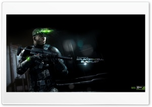 Splinter Cell Blacklist HD Wide Wallpaper for 4K UHD Widescreen desktop & smartphone