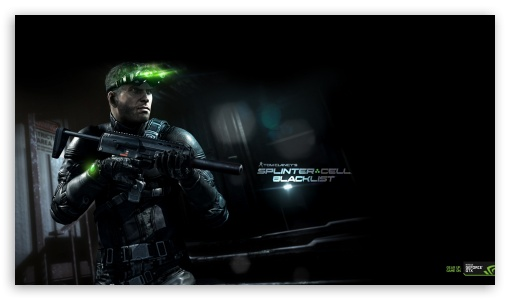 Splinter Cell Blacklist HD wallpaper for HD 16:9 High Definition WQHD QWXGA 1080p 900p 720p QHD nHD ; Mobile 16:9 - WQHD QWXGA 1080p 900p 720p QHD nHD ;