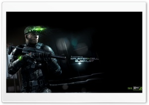 Splinter Cell Blacklist Ultra HD Wallpaper for 4K UHD Widescreen desktop, tablet & smartphone