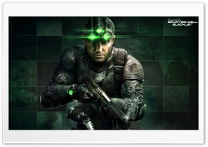 SplinterCell Blacklist HD Wide Wallpaper for 4K UHD Widescreen desktop & smartphone