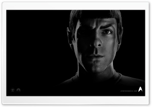 Spock Star Trek HD Wide Wallpaper for 4K UHD Widescreen desktop & smartphone
