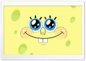 SpongeBob HD Wide Wallpaper for 4K UHD Widescreen desktop & smartphone