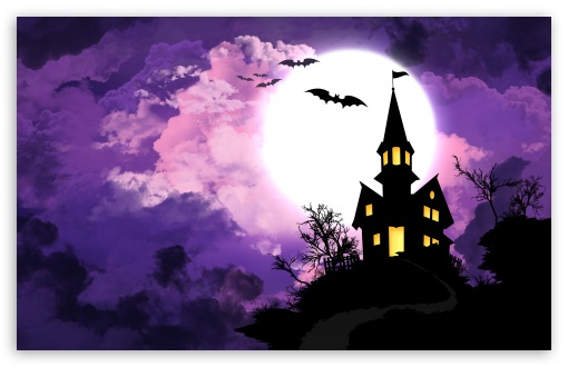 Spooky Halloween Ultra Hd Desktop Background Wallpaper For 4k Uhd Tv Tablet Smartphone