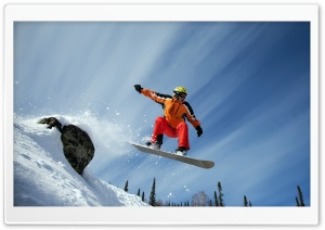 Sport Snow HD Wide Wallpaper for Widescreen