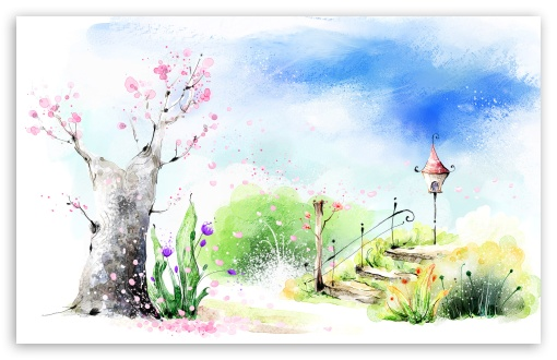 Spring Art HD wallpaper for Standard 4:3 5:4 Fullscreen UXGA XGA SVGA QSXGA SXGA ; Wide 16:10 5:3 Widescreen WHXGA WQXGA WUXGA WXGA WGA ; HD 16:9 High Definition WQHD QWXGA 1080p 900p 720p QHD nHD ; Other 3:2 DVGA HVGA HQVGA devices ( Apple PowerBook G4 iPhone 4 3G 3GS iPod Touch ) ; Mobile VGA WVGA iPhone iPad PSP Phone - VGA QVGA Smartphone ( PocketPC GPS iPod Zune BlackBerry HTC Samsung LG Nokia Eten Asus ) WVGA WQVGA Smartphone ( HTC Samsung Sony Ericsson LG Vertu MIO ) HVGA Smartphone ( Apple iPhone iPod BlackBerry HTC Samsung Nokia ) Sony PSP Zune HD Zen ; Tablet 2 ;
