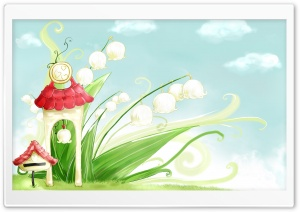 Spring Day 2 HD Wide Wallpaper for 4K UHD Widescreen desktop & smartphone